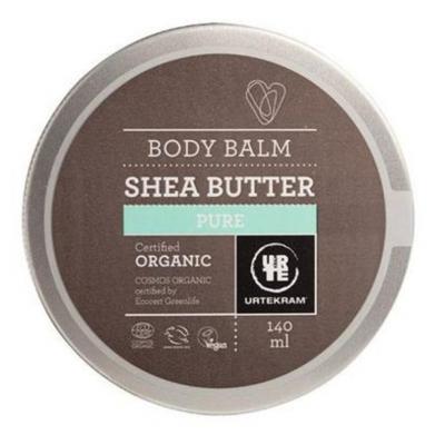 Urtekram Body Balm Pure Shea Butter 140 ml