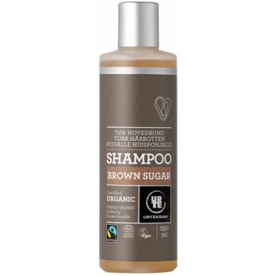 Urtekram Brown Sugar Shampoo Trockene Kopfhaut 250 ml
