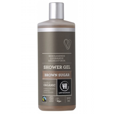 Image of   Urtekram Brown Sugar Showergel 500 ml