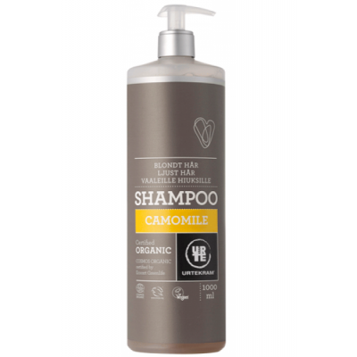 Urtekram Camomile Shampoo 1000 ml