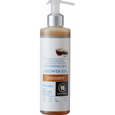 Image of   Urtekram Coconut Showergel 245 ml