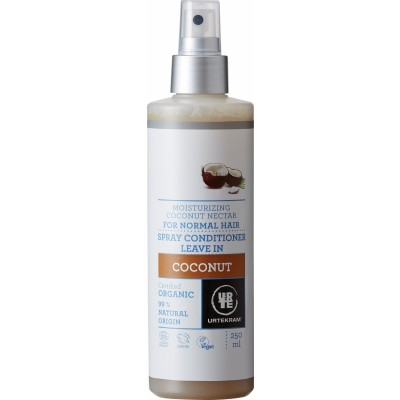 Image of   Urtekram Coconut Spray Conditioner 250 ml
