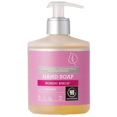 Urtekram Nordic Birch Antibacterial Hand Soap 380 ml