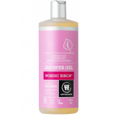 Urtekram Nordic Birch Showergel 500 ml