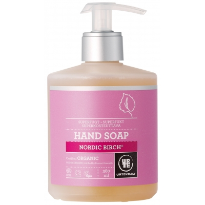 Urtekram Nordic Birch Hand Soap 380 ml