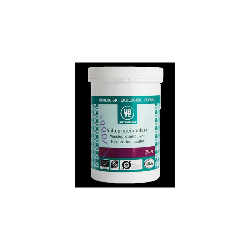 Urtekram Økologisk Valleproteinpulver 350 g Protein pulver