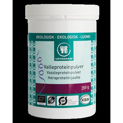 Urtekram Økologisk Valleproteinpulver 350 g