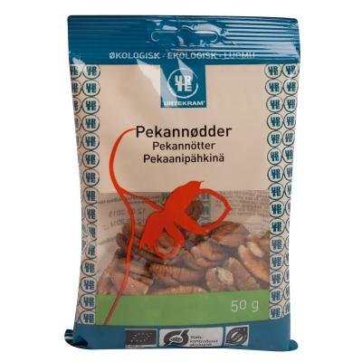 Urtekram Bio Pecannüsse 50 g