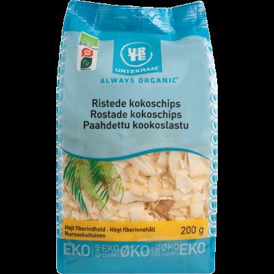 Urtekram Bio Kokos-Flakes Geröstet 200 g