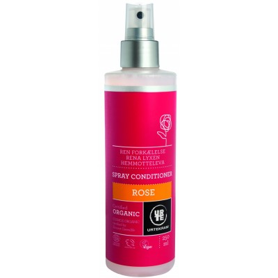 Urtekram Rose Conditioner Spray 250 ml