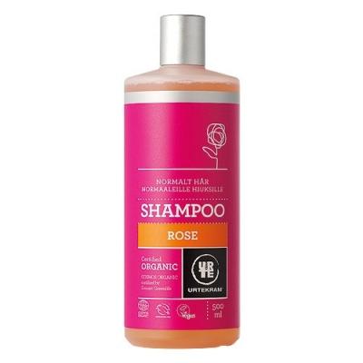 Urtekram Rose Shampoo Normal Hair 500 ml