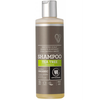 Urtekram Tea Tree Shampoo Irriterad Hårbotten 250 ml