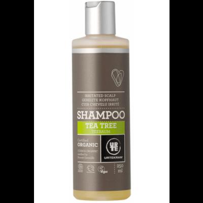 Urtekram Tea Tree Shampoo Aertynyt Hiuspohja 250 ml