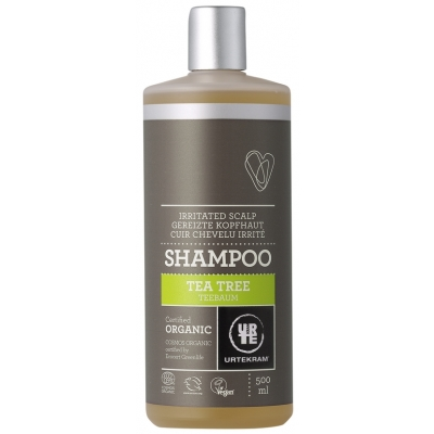 Urtekram Tea Tree Shampoo 500 ml