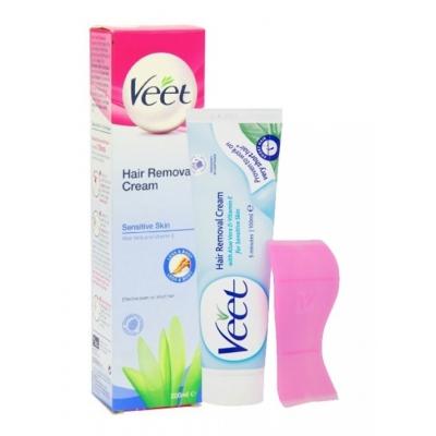 Veet Haar-Entfernungscreme Empflindliche Haut 200 ml