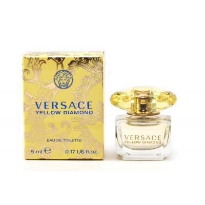Versace Yellow Diamond Mini EDT 5 ml