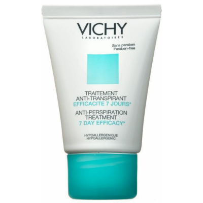 Vichy 7 Days Anti-Perspirant Treatment Deodorant Cream 30 ml