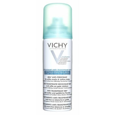 Image of   Vichy Deodorant Anti-Transpirant 48h 125 ml