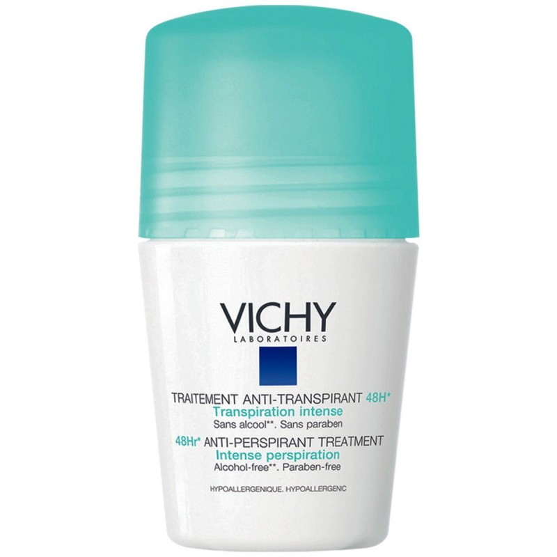 vichy deodorant anti transpirant 48h 50 ml kr. Black Bedroom Furniture Sets. Home Design Ideas