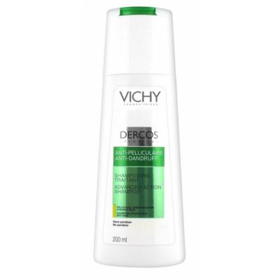 Image of   Vichy Dercos Anti-Dandruff Shampoo For Dry Hair 200 ml