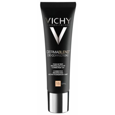 Vichy Dermablend 3D Correction Foundation 15 Opal 30 ml