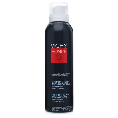Image of   Vichy Homme Anti-Irritation Shaving Foam 200 ml
