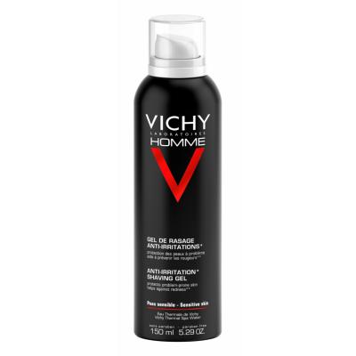 Image of   Vichy Homme Anti-Irritation Shaving Gel 150 ml