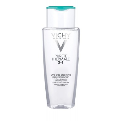 Image of   Vichy Purete Thermale Micellar Cleansing Lotion 3 in 1 400 ml