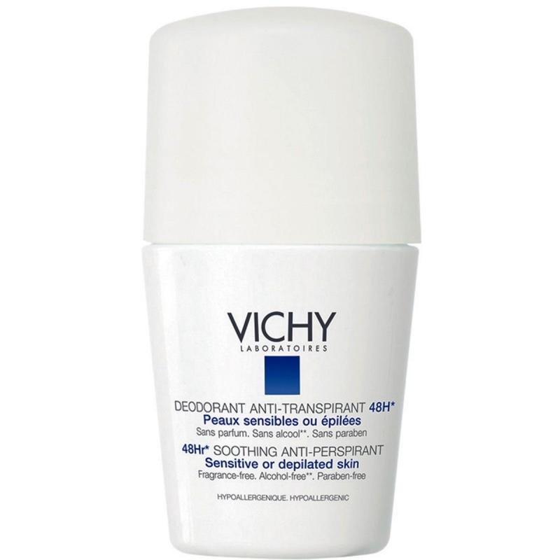 Vichy Anti Transpirant Roll On Deo Sensitive 50 Ml 8 25 Eur Luxplus Nl
