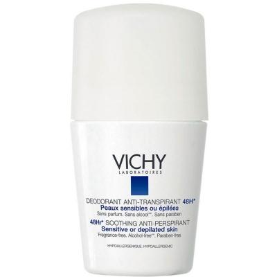 Vichy Anti-Transpirant Roll On Deo Sensitive 50 ml