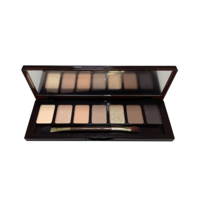Image of   W7 Bronze Queen Fantasy Bronze Eye Palette 1 stk