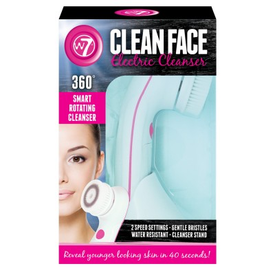 Image of   W7 Clean Face Electric Cleanser 1 stk