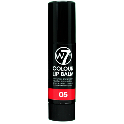 Image of   W7 Colour Lip Balm 05 1 stk