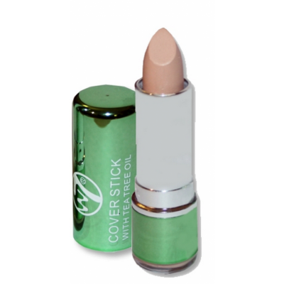 Image of   W7 Concealer Cover Stick With Tea Tree Oil Light Medium 3,5 g