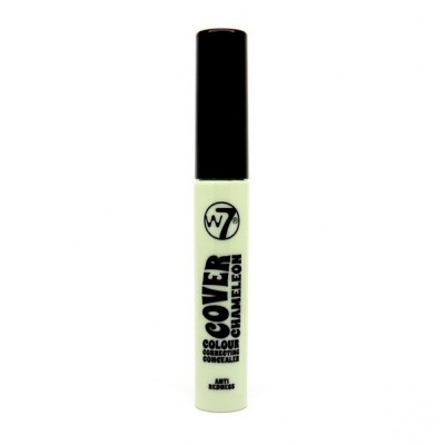 Image of   W7 Cover Chameleon Colour Correcting Concealer Anti Redness 1 stk