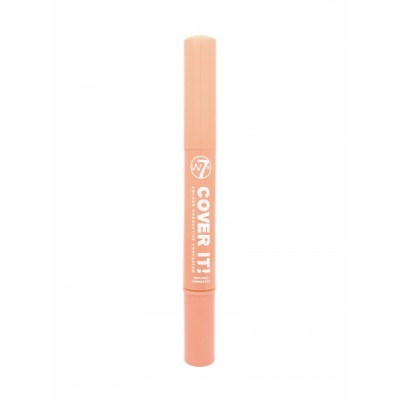 Image of   W7 Cover It! Colour Corrective Concealer Anti Dull Corrector 1 stk