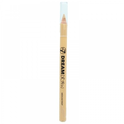 Image of   W7 Dream Draw 3 In 1 Pencil Concealer Medium Deep 1 stk