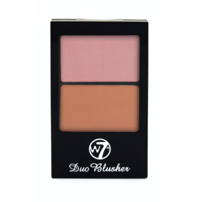 Image of   W7 Duo Blusher Compact 03 1 stk