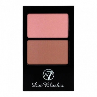 Image of   W7 Duo Blusher Compact 04 1 stk