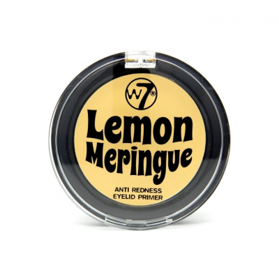 W7 Lemon Meringue Anti-Redness Eyelid Primer 2 g