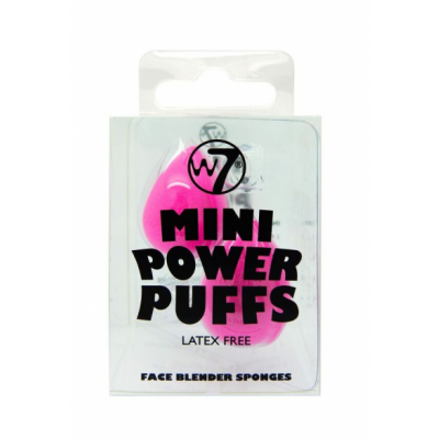 Image of   W7 Mini Power Puffs 2 stk
