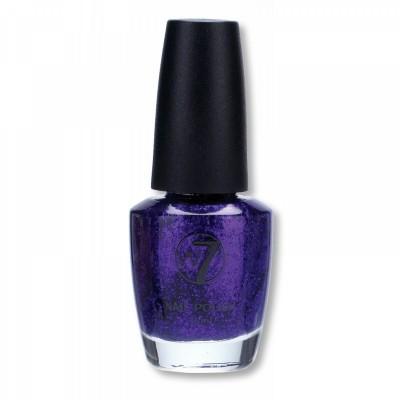 W7 Nailpolish 04 Purple Dazzle 15 ml