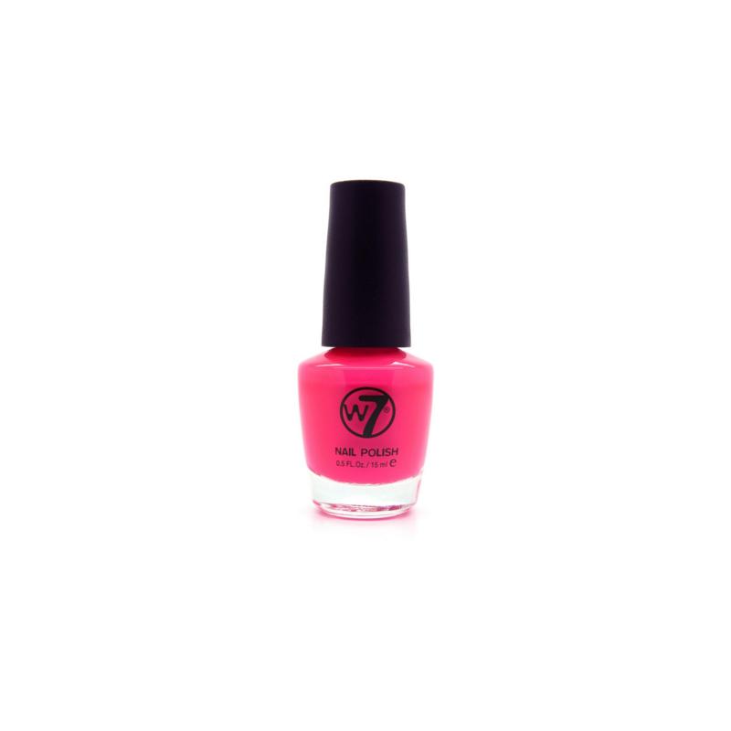 Passion Nail Polish: W7 Nailpolish 127 Pink Passion 15 Ml