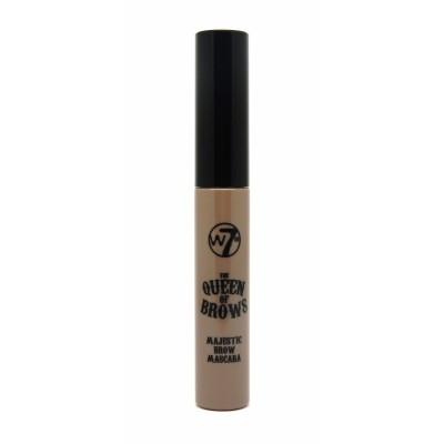 W7 Queen Of Brows Brow Mascara Light Medium 8 ml