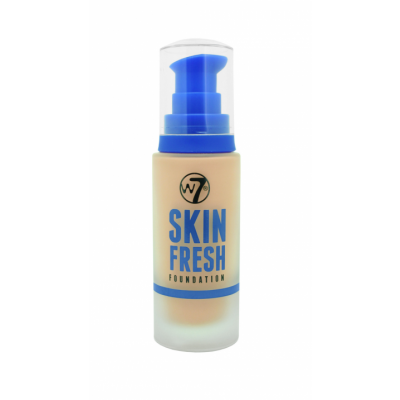 W7 Skin Fresh Foundation Nude Beige 30 ml