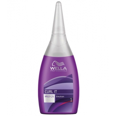 Image of   Wella Curl-It Baseline Mild 75 ml
