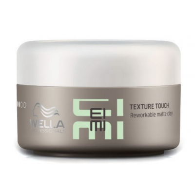 Image of   Wella Eimi Texture Touch Reworkable Matte Clay 75 ml