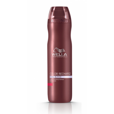 Image of   Wella Professionals Color Recharge Cool Blond Shampoo 250 ml