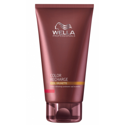 Image of   Wella Professionals Color Recharge Cool Brunette Conditioner 200 ml