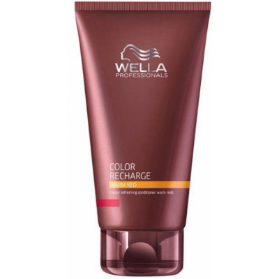 Image of   Wella Professionals Color Recharge Red Conditioner 200 ml